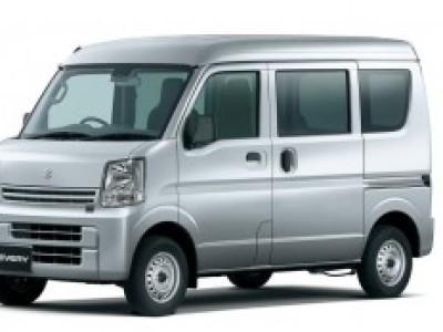 新車情報          スズキ エブリィ車いす移動車に4ATを設定 発表・発売