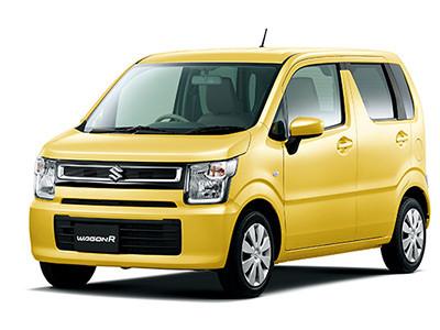 新車情報          スズキ ワゴンR 5MTを追加発売